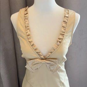 Blumarine Italian classic dress .